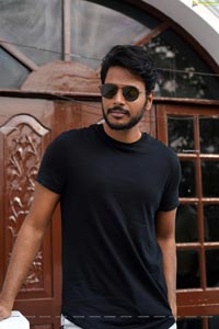 Sundeep Kishan at Gully Rowdy Teaser Launch
