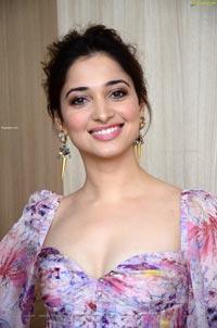 Tamannaah at 11th Hour Movie Press Meet