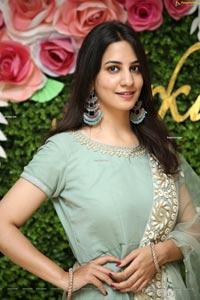 Tejal Tammali at Arkayam Fashion & Lifestyle Exhibition