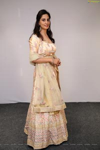 Tejal Tammali Showcases Mebaz's Wedding Collection