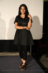 Yashvika Nishkala at Cherasala Movie Trailer Launch