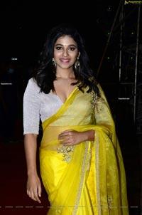 Anjali at Vakeel Saab Movie Pre-Release Event