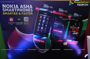 Nokia Asha 2012 Touch Screen Phones