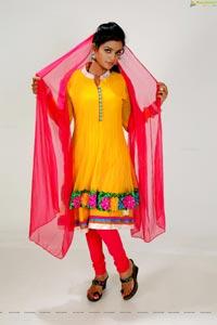 Model Maheshwari High Definition
