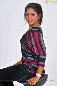 Model Eesha in Western Dress