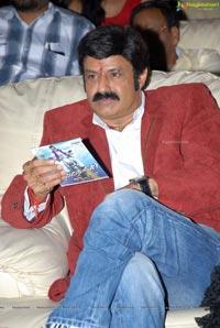 Balakrishna Srimannarayana Triple Platinmum Disc