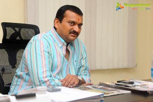 Bandla Ganesh at Gabbar Singh 100 Days