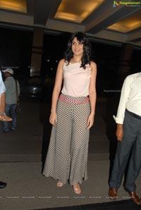 Deeksha Seth at Rebel Teaser Launch