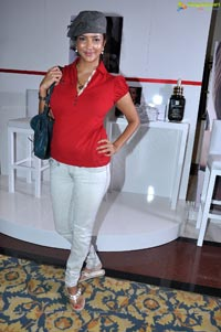 Lakshmi Prasanna at Estee Lauder Signature Services Launch