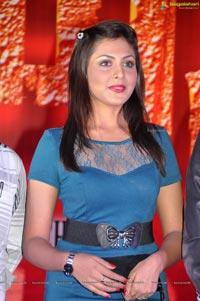 Madhushalini in Slim Fit Dress
