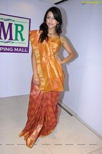 Model Nandita at CMR Secunderabad