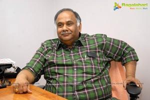 Devudu Chesina Manushulu Producer BVSN Prasad