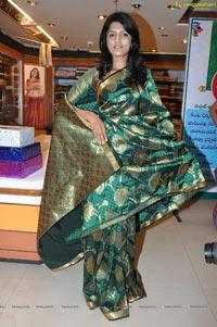 Model Ritu at Hyderabad Patny Chandana Brothers