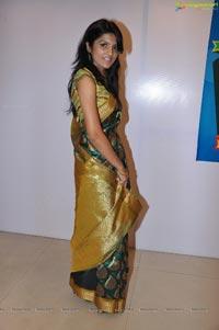 Model Ritu at CMR Secunderabad