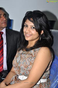 Surpiya at Frankfinn Institute Of Air Hostess Training