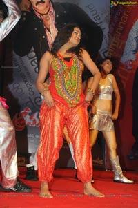 Tashu Kaushik at Srimannarayana Audio Release Function