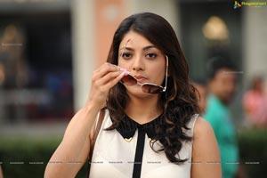 All in All Azhagu Raja Heroine Kajal Exclusive Photos