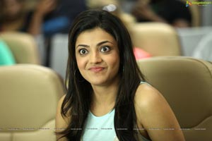Exclusive: Kajal Agarwal Laughing Photos