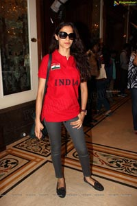 Shilpa Reddy at The Indian Brand Launch