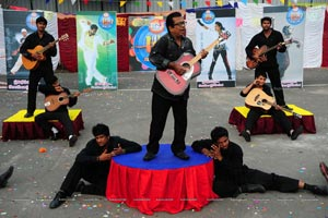 Comedian Brahmanandam Photos