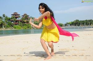 Heroine Kamna Jethmalani