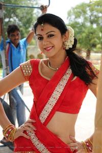 Kamna Jethmalani in Red Dress