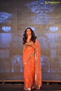 Deepika Padukone in Saree