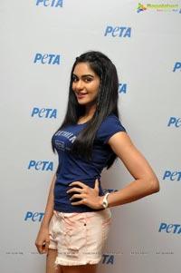 Adah Sharma PETA