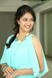 Malayalam Actress Keerthi Suresh