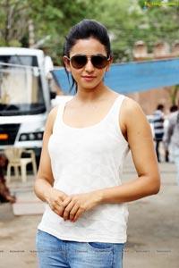 Loukyam Heroine Rakul Preet Singh