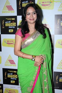 Sunitha Music Mirchi Awards