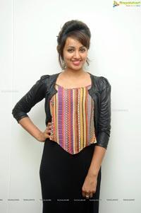 Telugu heroine Tejaswini