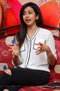 Rakul Preet Singh Kick 2