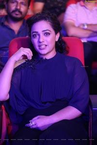 Nithya Menen Janatha Garage Audio Release