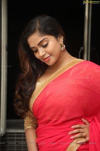 Karunya Chowdary Heroine