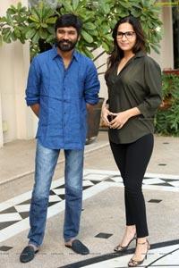 Dhanush & Aishwarya Dhanush