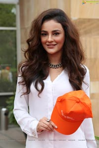Seerat Kapoor at Bikethon by Gynaecologists to Stop Violence