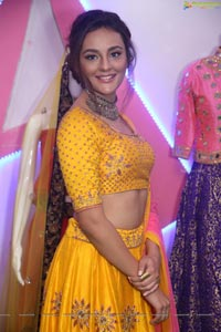 Seerat Kapoor @ Akruthu Designer Studio Launch