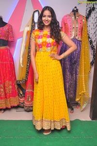Pujitha Ponnada at Aakruthi Designer Studio Launch