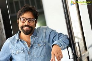 Arjun Reddy Director Sandeep Reddy Vanga