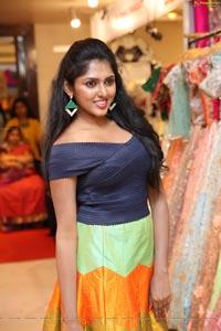 Charishma Shreekar @ Akritti Elite Exhibition & Sale Launch