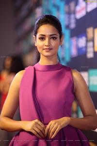 Shanvi Srivastava at SIIMA 7th Edition Curtain Raiser