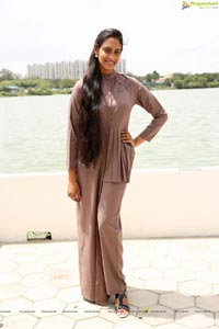Anjana Sowmya at Desire Exhibition