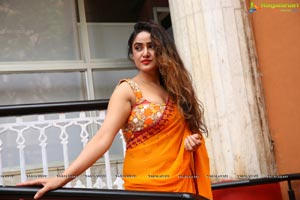 Telugu Actress Sony Charishta
