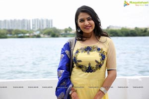 Supraja Reddy at Desire Exhibition