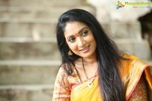 Senior actress Aamani