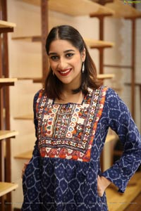 Aashima Gautam at Earthica Store Launch