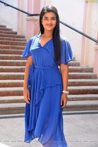 Aishwarya Rajesh at Kousalya Krishnamurthy Success Meet
