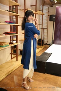 Ameeksha Pawar at Earthica Store Launch