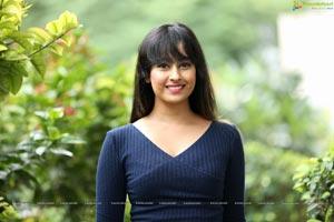 Ameeksha Pawar at Sutraa Expo Curtain Raiser